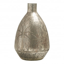 Vase Mirage doré antique mat