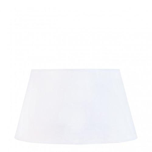 Abat-jour conique blanc - Diam. 45 cm