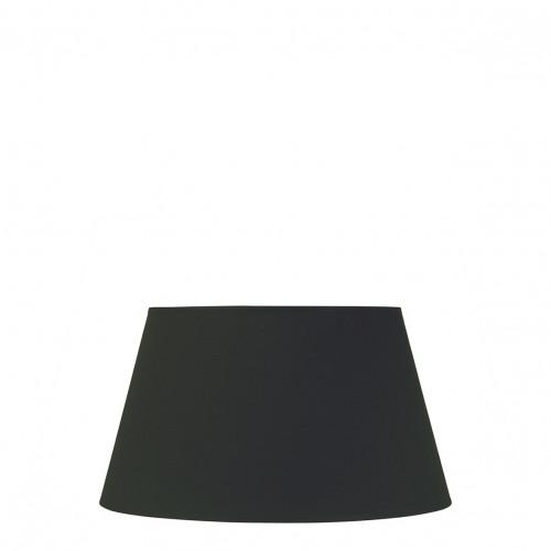 Abat-jour conique noir - Diam. 35 cm