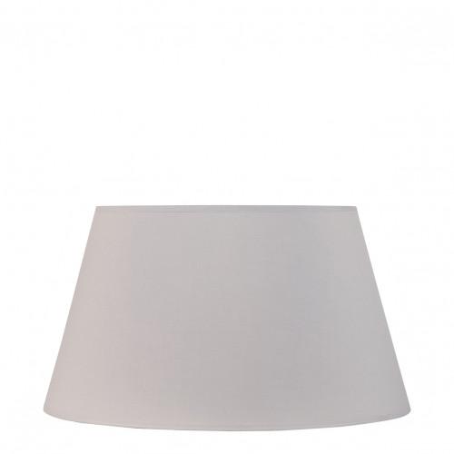 Abat-jour conique perle - Diam. 45 cm
