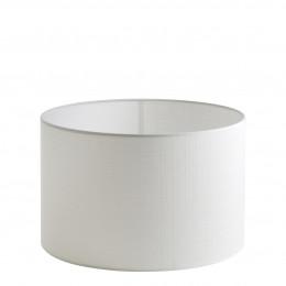 Abat-jour cylindrique écru - Diam. 40 cm