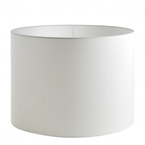 Abat-jour cylindrique écru - Diam. 55 cm