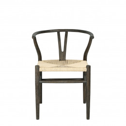 Chaise NJORD expresso