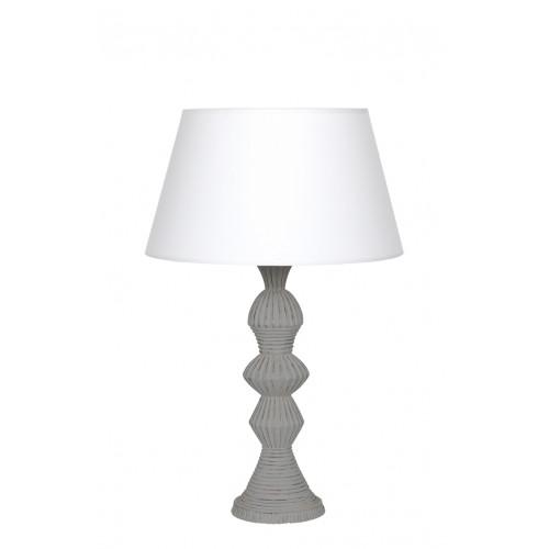Lampe TOGO pierre - Grand modèle
