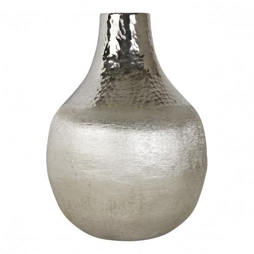 Vase ETHNIC argenté