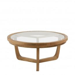 Table basse MAXTON naturel - Petit modèle